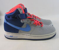Men's Nike Air Force 1 High 07 Basketball Shoes 315121 018 Wolf Grey size 9.5