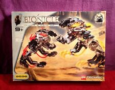 NEW Bionicle  Lego # 8538 Technic Muaka & Kane-Ra Retired Rare Nib