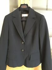 Max Mara Ladies Black Jacket Size 8