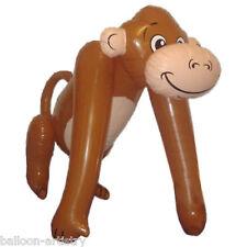 """44"""" GIANT Jumbo Tropical Luau Party Inflatable Monkey Decoration"""