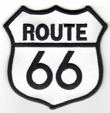 Aufnäher Route 66 groß Patch Mother Road Americas Mainstreet Chicago Californien