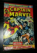 CAPTAIN MARVEL #30 8.0+ PLS C PHOTOS!! VERY NICE SHAPE!!