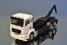 Herpa / Scale Works 905015 MAN TGS M Bauversion Abrollkinematik Abrollmulde