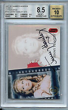 Hammer Horror Jenny Hanley HA5 BGS 8.5 NM-MT+ Autograph card