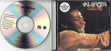 AL GREEN Call Me 2009 US 9-track promo test CD