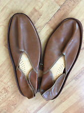 Crockett & Jones Travel Slippers - Size 7