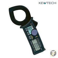 Kewtech Kyoritsu 2433R True RMS AC Earth Leakage Clamp Meter
