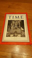 TIME MAGAZINE: Man of the Year 1938 Adolf Hitler - January 2, 1939