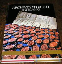 Archivio segreto Vaticano Nardini editore 1991 T Natalini S Pagano A Martini