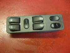00 01 02 99 saab 9-3 drivers master power window switch