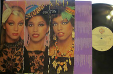 ► Stargard - The Changing of the Gard  (W.B. 3386) (PS) (girl group) (Keni Burke
