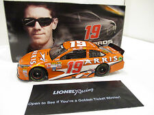 CARL EDWARDS .. signed 2015 ..  ARRIS  .. 1/24 CAR