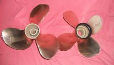 Volvo Penta T7 DuoProp Nibral Propeller Set For IPS Drive 3861107 (211-16AB)