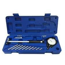 2 to 6'' Precision Engine Cylinder Hole Dial Indicator Bore Gage Set .001 GRAD