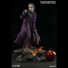 SIDESHOW The Dark Knight Joker Heath Ledger Premium Format Figure Statue SEALED
