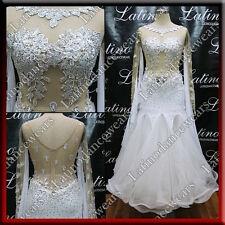 LATIN RHYTHM SALSA BALLROOM COMPETITION DANCE DRESS (ST287)