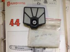 genuine Husqvarna 501477603 nylon air filter element 44, 444 chain saw nos oem