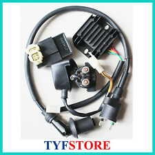 Ignition coil cdi relay regulator for 125 150cc GY6  ATV Go Kart Scooter