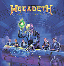 NEW Rust In Peace [pa] by Megadeth CD (Vinyl) Free P&H
