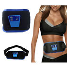 AB Gymnic Front Muscle Arm leg Waist Abdominal Massage Slim Fit Toning Belt TOP