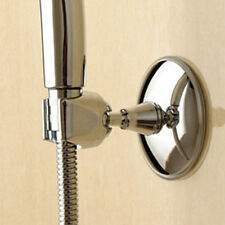 Adjustable Professional Bathroom Shower Head Held Chromed Holder Suction Bracket