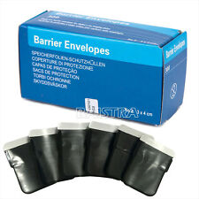GER 300 PCS Dental Barrier Envelopes SIZE #2 Digital X-Ray ScanX Phosphor Plates