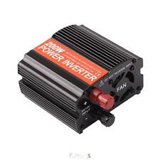 200W DC 12V To AC 220V Car AUTO Power Inverter Converter Adapter Charger