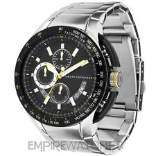 *NEW* MENS ARMANI EXCHANGE ZERO LIGHT CHRONO WATCH - AX1408 - RRP £185.00