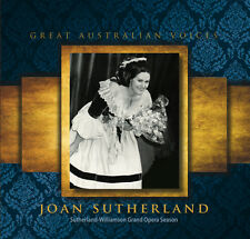 "Joan Sutherland ""Great Australian Voices"" NEW from Désirée Records (GAV 004)"