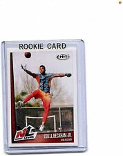 2014 Sage Hit Football Card  Odell Beckham Jr ROOKIE CARD  L S U.  MT # 83