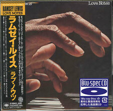 RAMSEY LEWIS-LOVE NOTES-JAPAN MINI LP BLU-SPEC CD E50