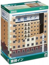 Greenmax No.2709 8 Floor Business Hotel Building (1/150 N scale)