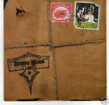 (C608) Indigo Moss, Start Over Again - DJ CD