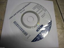 New ! Genuine Ricoh Aficio SP 1210N CD Software Drivers Utilities M0878080 Ver B