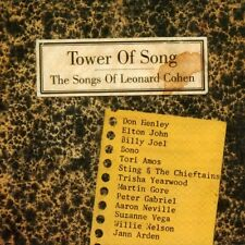 Tower Of Song-The Songs Of Leonard Cohen (1995, CD NEUF)