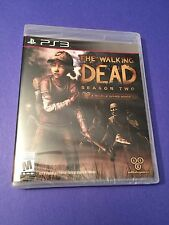 The Walking Dead: Season Two  PS3 PlayStation 3 NEW