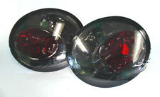 VW New Beetle 98-05 Smoke Rear Euro Altezza Tail Lights Pair RH LH