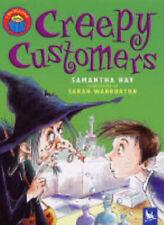 Creepy Customers (I am Reading), Sam Hay