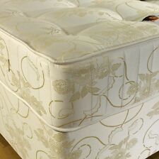 """NEW 5FT KING SIZE LUXURIOUS FIRM ORTHOPAEDIC MATTRESS 11"""" DEEP"""
