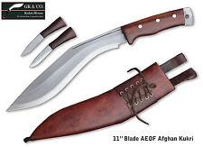 """11"""" blade blade genuine Gurkha Kukri knife Afghan Issue Khukuri,Kukris,Khukris"""