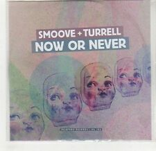(GF721) Smoove + Turrell, Now Or Never - 2014 DJ CD