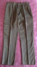 United Uniform Men's Security Pants Style W10266 Cut # 791 Olive Green Size 18