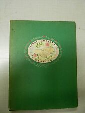 Merry Christmas Darling April Zipes Newhouse 1954 Greeting Card Book Vintage