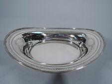 Tiffany Bread Tray - 18198B - Antique Edwardian - American Sterling Silver