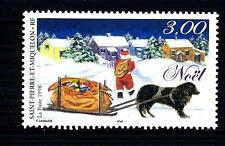 ST. PIERRE E MIQUELON - 1998 - Natale