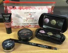 Rare Laura Geller Garden Party Make Up Set / Kit!