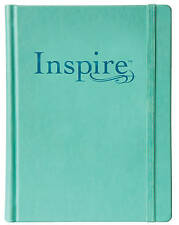 Inspire Bible-NLT-Elastic Band Closure: The Bible for Creative Journaling (Inspi