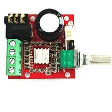 Mini Digital Audio Amplifier 10W+10W 2.0 Channel  PC Speaker AMP DIY Module HIFI
