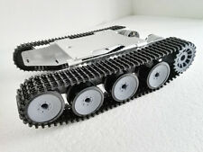 Brand New Aluminum Alloy Caterpillar SUV Robot  Tank Chassis For DIY hobbyist