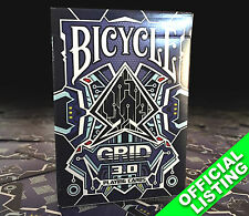 Grid 3.0 Bicycle Playing Cards